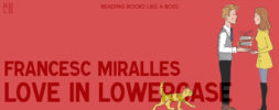 Audiobook Review – Love in Lowercase by Francesc Miralles