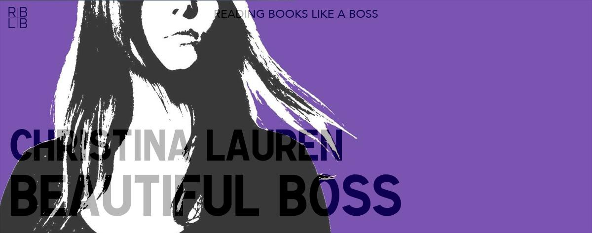 Audiobook Review – Beautiful Boss by Christina Lauren