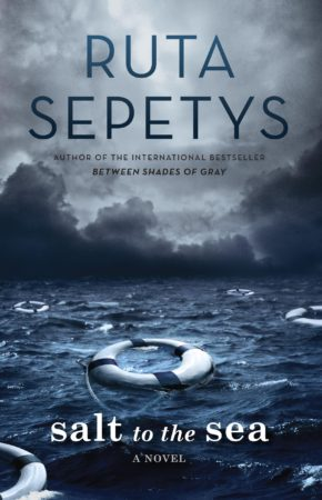 Book Review – Salt to the Sea by Ruta Sepetys