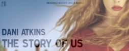 Book Review – The Story of Us by Dani Atkins