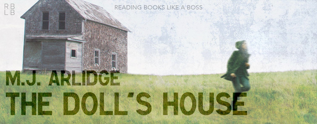 Book Review – The Doll's House by M.J. Arlidge