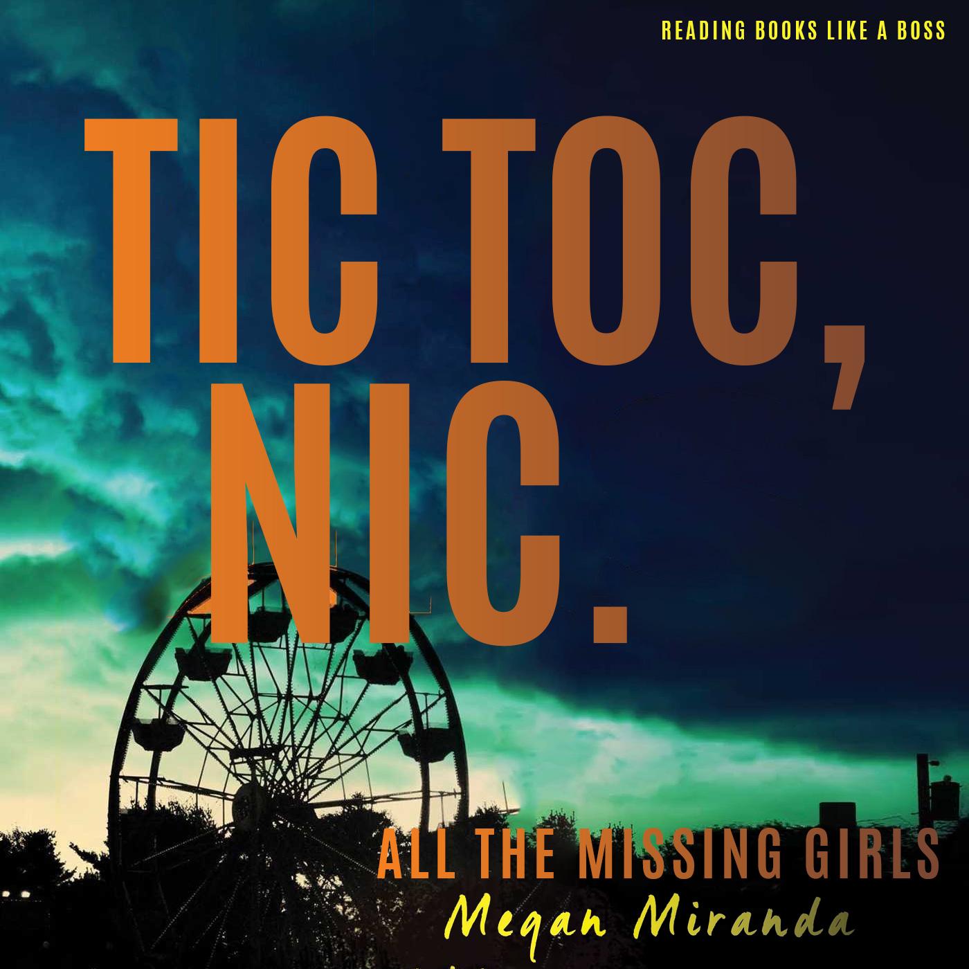 TEASER - All the Missing Girls by Megan Miranda