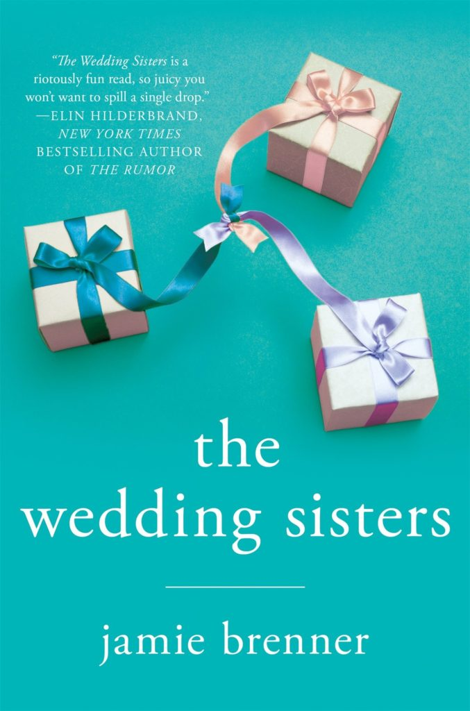 Cover - The Wedding Sisters by Jamie Brenner