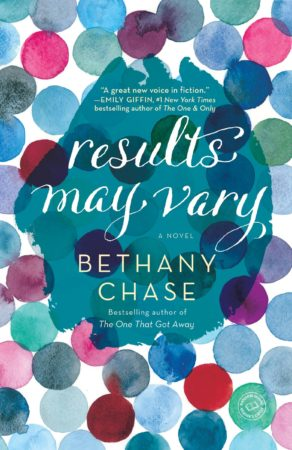 Book Review – Results May Vary by Bethany Chase