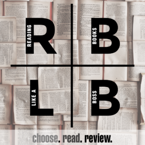 RBLB - Reading Books Like a Boss Logo