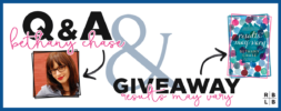 Q&A + Giveaway – Results May Vary by Bethany Chase