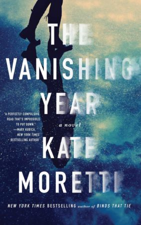 Book Review – The Vanishing Year by Kate Moretti