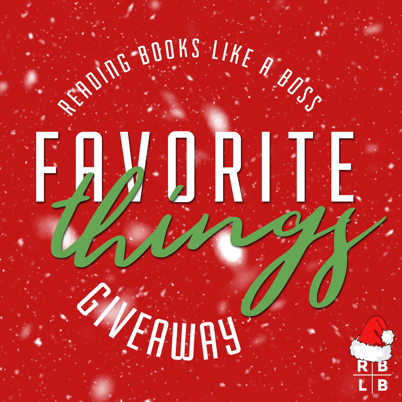 Favorite Things Holiday Giveaways | Reading Books Like a Boss