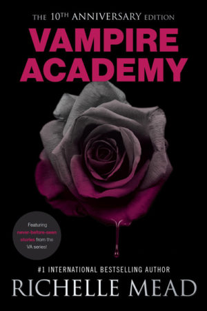 Book Review – Vampire Academy by Richelle Mead
