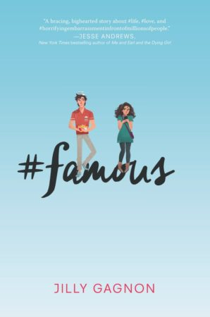Book Review – #famous by Jilly Gagnon