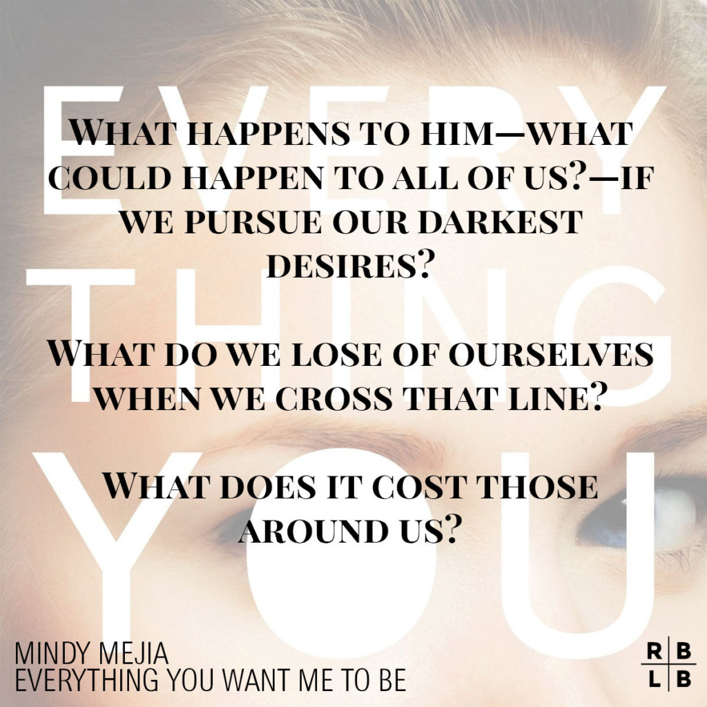 Teaser - Everything You Want Me To Be by Mindy Mejia