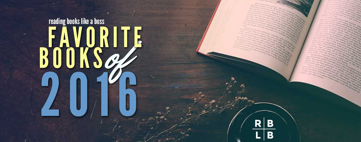 Book Chat – Favorite Books of 2016 + Disappointments