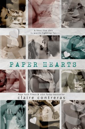 Book Review – Paper Hearts by Claire Contreras
