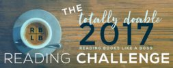 The Totally Doable 2017 RBLB Reading Challenge