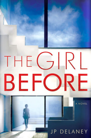 Book Review – The Girl Before by J.P. Delaney