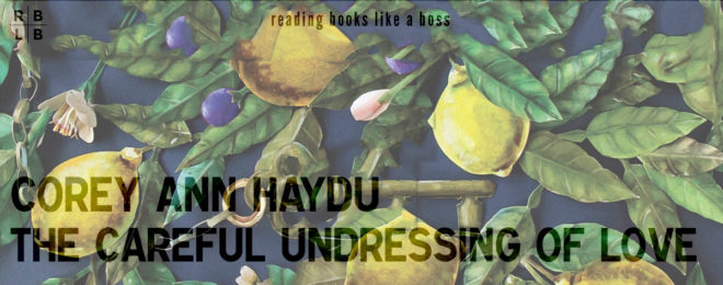 Book Review – The Careful Undressing of Love by Corey Ann Haydu