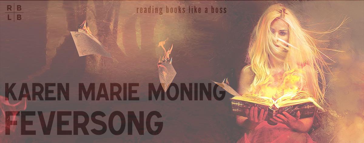 Book Review – Feversong by Karen Marie Moning