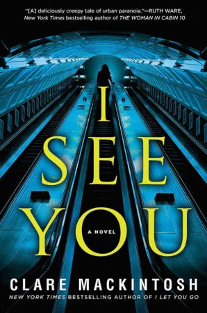 Audiobook Review – I See You by Clare Mackintosh