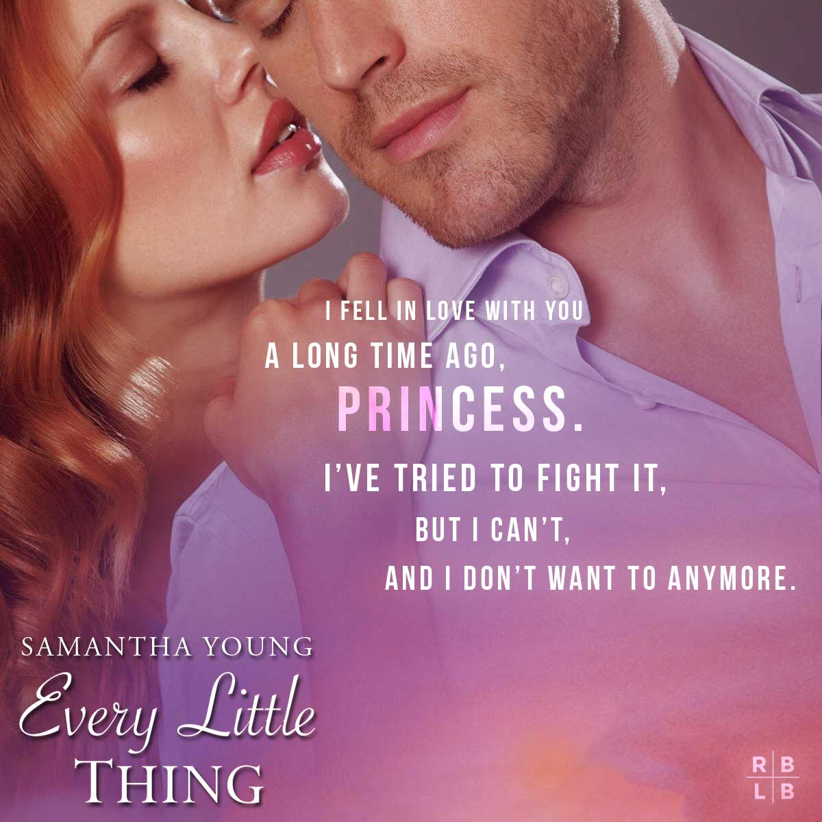 Teaser - Every Little Thing by Samantha Young