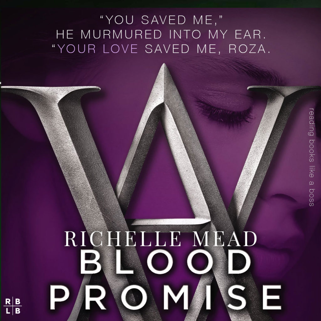 Teaser - Blood Promise by Richelle Mead