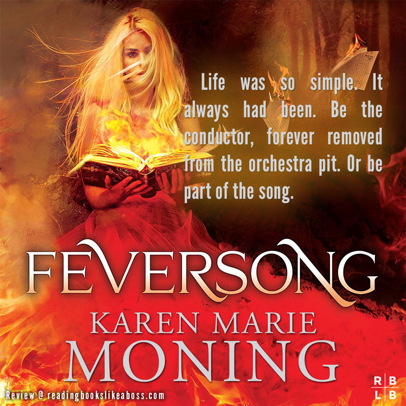 Review - Feversong by Karen Marie Moning