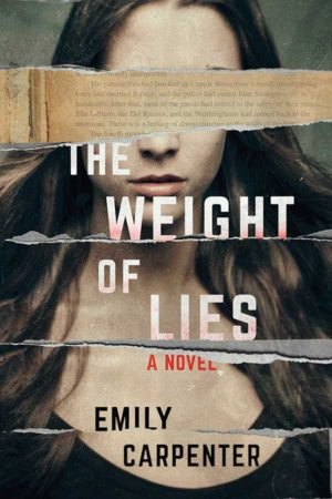 Audiobook Review – The Weight of Lies by Emily Carpenter