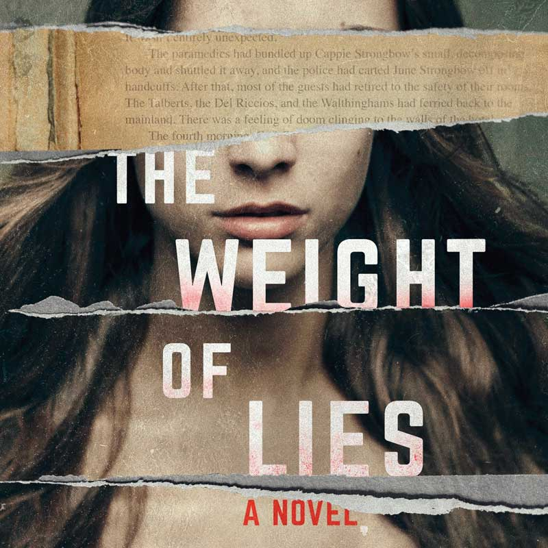 Review - The Weight of Lies by Emily Carpenter