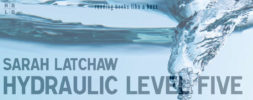 Book Review – Hydraulic Level Five by Sarah Latchaw