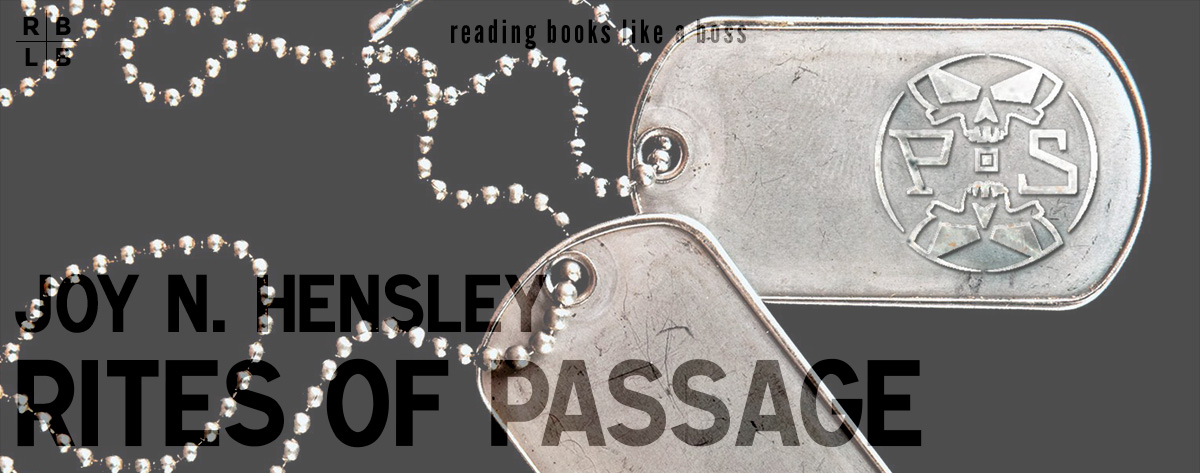 Book Review – Rites of Passage by Joy N. Hensley