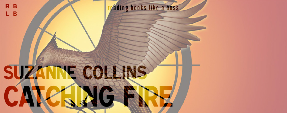 Audiobook Review – Catching Fire by Suzanne Collins
