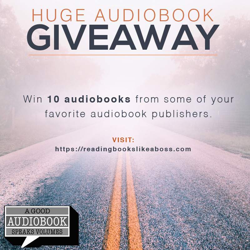 Voices on the Road - Why I Love Audiobooks + My Favorite Audiobook Recommendations + Giveaway