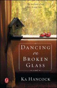 Audiobook Review – Dancing on Broken Glass by Ka Hancock