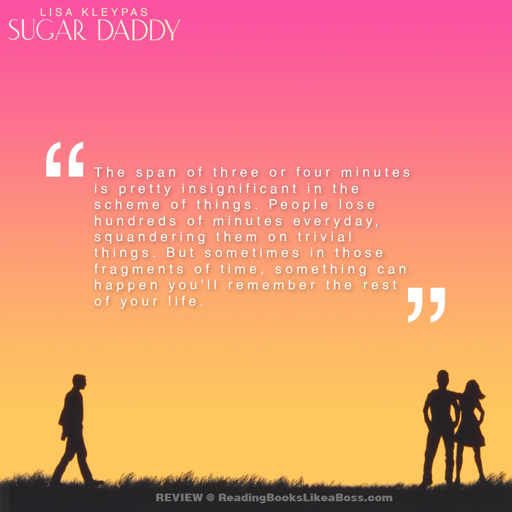 Review - Sugar Daddy by Lisa Kleypas