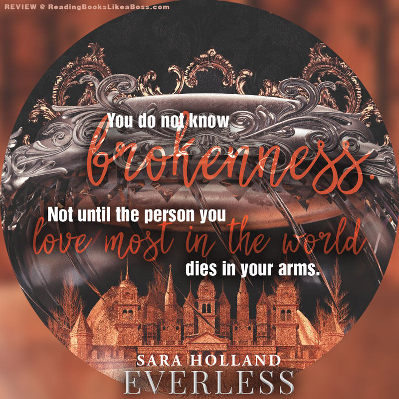 Everless by Sara Holland