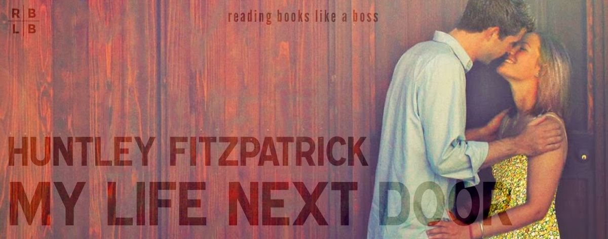 Audiobook Review – My Life Next Door by Huntley Fitzpatrick