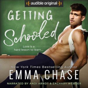 Audiobook Review – Getting Schooled by Emma Chase