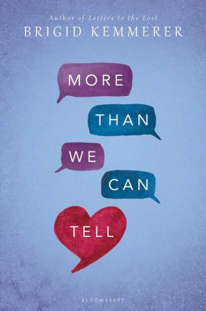 Book Review – More Than We Can Tell by Brigid Kemmerer