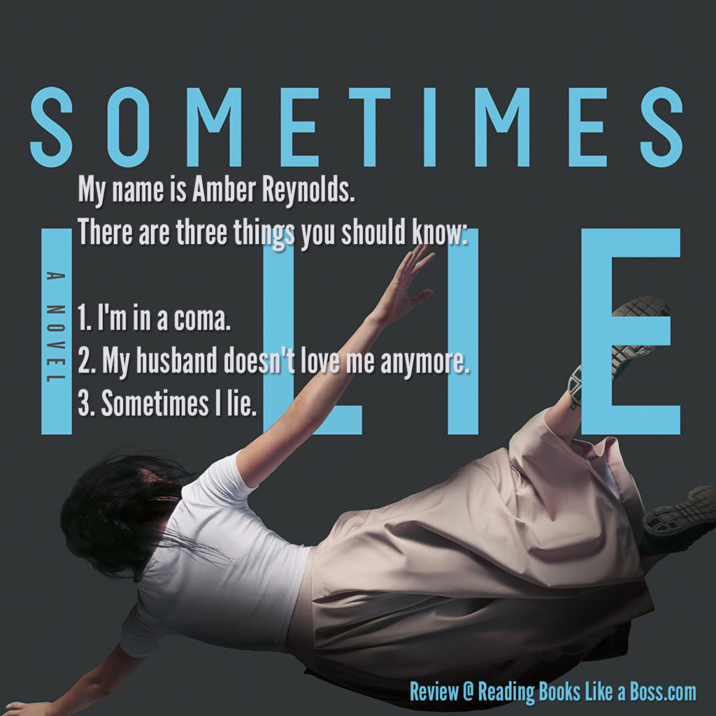 Review - Sometimes I Lie by Alice Feeney
