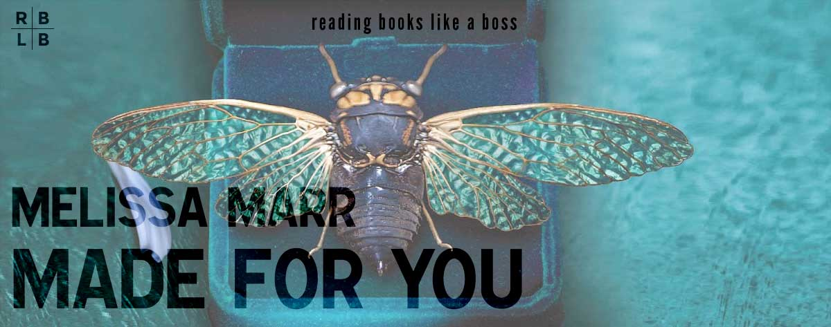 Audiobook Review – Made for You by Melissa Marr