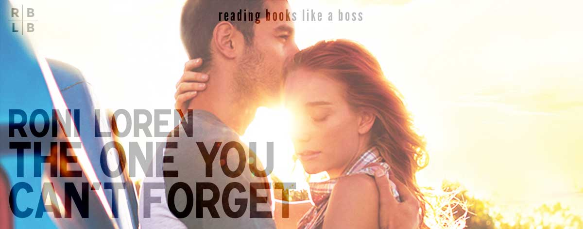 Book Review – The One You Can't Forget by Roni Loren