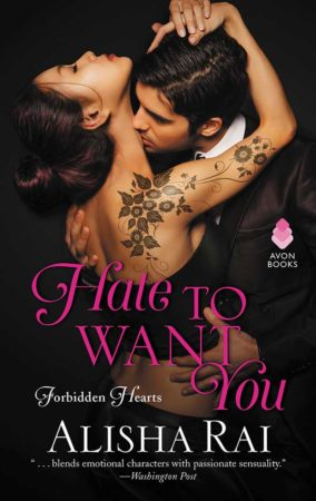 Book Review – Hate to Want You by Alisha Rai