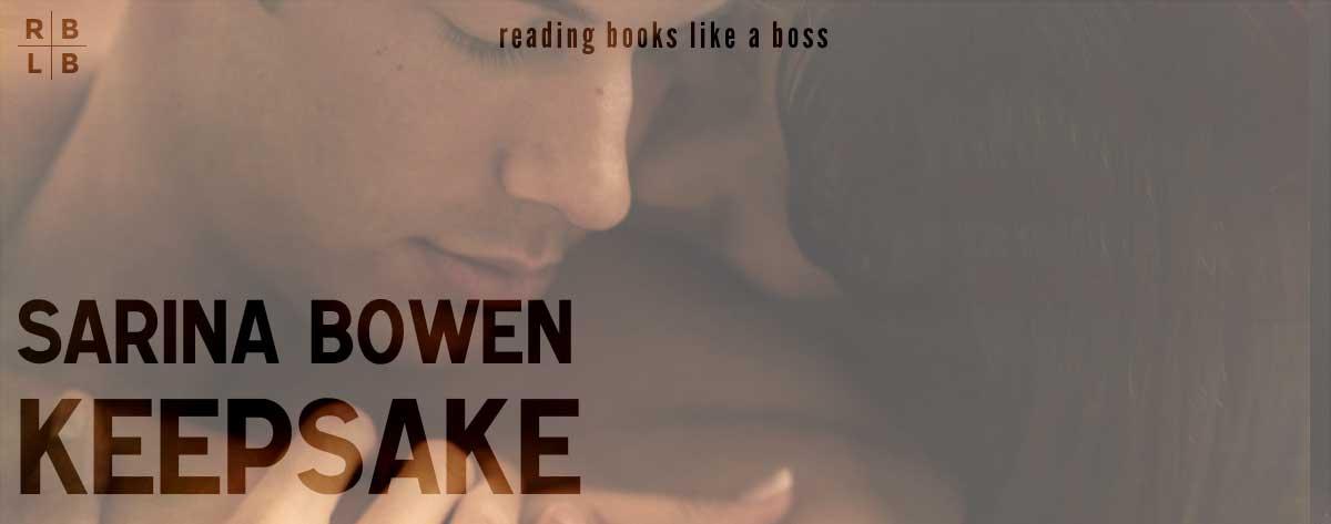 Audiobook Review – Keepsake by Sarina Bowen