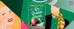 New Cover - On Dublin Street by Samantha Young