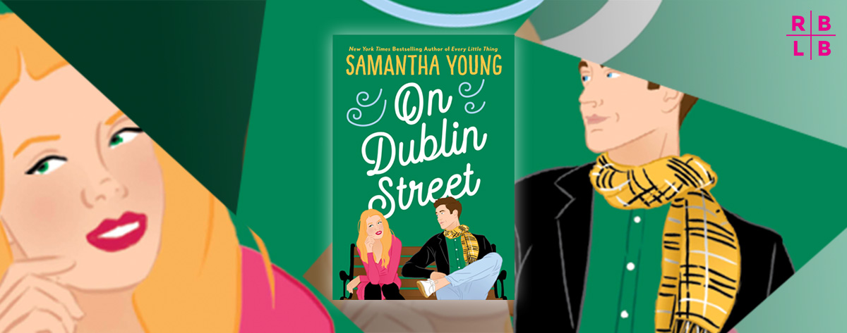 New Cover + Exciting Braden Excerpt! – On Dublin Street by Samantha Young